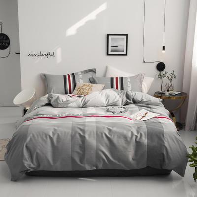 2019款40支匹马棉 网红大版系列 1.5m(5英尺)床 雅邦 只剩标准