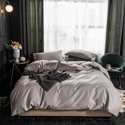 2019款纯色长绒棉 1.8m(6英尺)床 磨砂棕