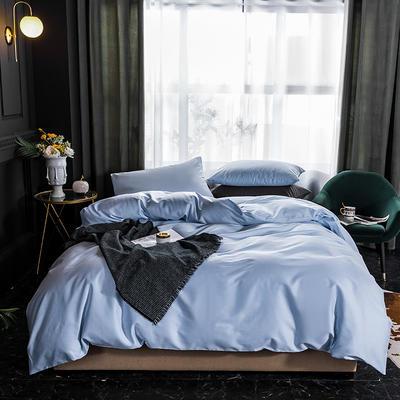 2019款纯色长绒棉 1.8m(6英尺)床 泰坦蓝
