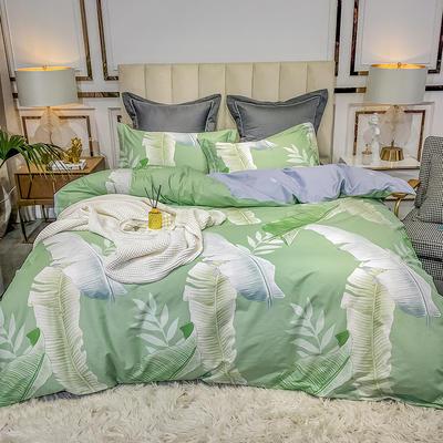 2020新款40匹马棉活力炫彩系列 1.8m(6英尺)床 莎姆斯 绿