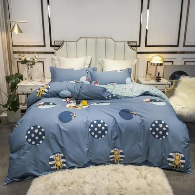 2020新款40匹马棉活力炫彩系列 1.5m(5英尺)床 时尚达人