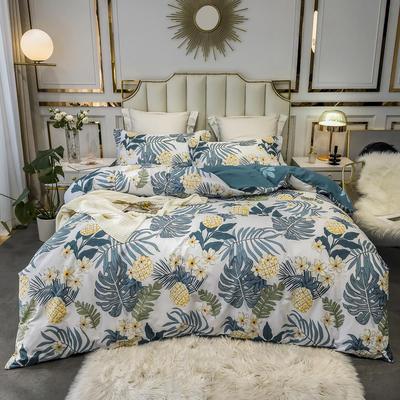 2020新款40匹马棉活力炫彩系列 1.8m(6英尺)床 盛夏果实