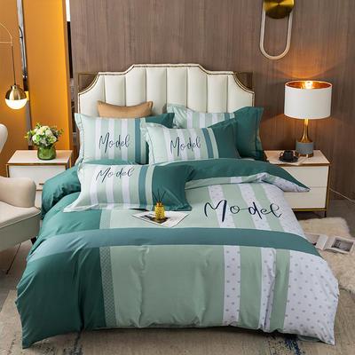 2021款40支铂金棉大版系列 1.8m(6英尺)床 爱韵