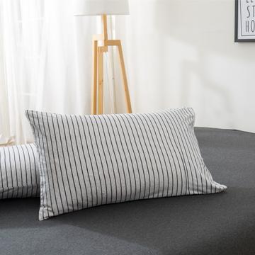 单品针织棉天竺棉枕套
