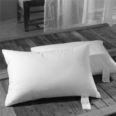 東横INN(東横イン)洒店专用枕头 枕芯(立体)原单 出口 日本 白 48cm*74cm