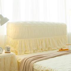 梦幻床头罩 150cmx60cmx30cm 米色床头罩