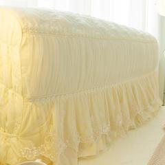 梦幻系列 2018新款梦幻床头罩 1.8米 米色