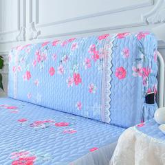 清新系列 2018新款清新床头罩 2.2米 H款