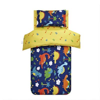 AB版幼儿园套件 丝绵款六件套 恐龙乐园