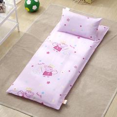 幼童床褥(垫套+丝绵垫芯) 88X168cm/垫芯2.2斤 佩琪公主B版