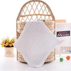 素色口水巾小方巾(25*25) 1