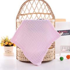 素色口水巾小方巾(25*25) 5