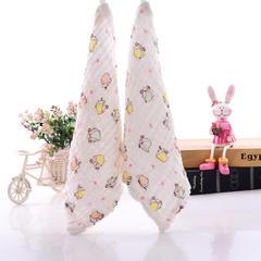 印花口水巾小方巾(30*30) 3