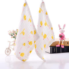 印花口水巾小方巾(30*30) 4