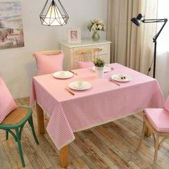 唯魅-美式带花边桌布 腰靠30x45cm/元一个(含芯) 粉红小妹