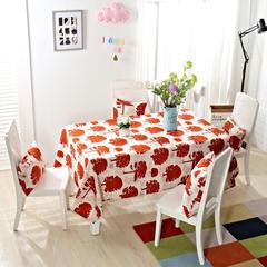 唯魅-美式简约桌布 腰靠30x45cm/元一个(含芯) 红树林
