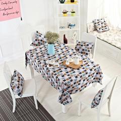 唯魅-美式简约桌布 腰靠30x45cm/元一个(含芯) 猫达人