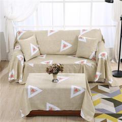 艾薇娜植物羊绒沙发巾 200*200cm/单人 梦幻