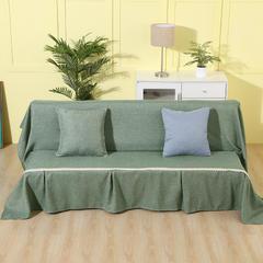 纯色沙发床沙发巾风格(无扶手) 45*45/抱枕套(只) 雅韵
