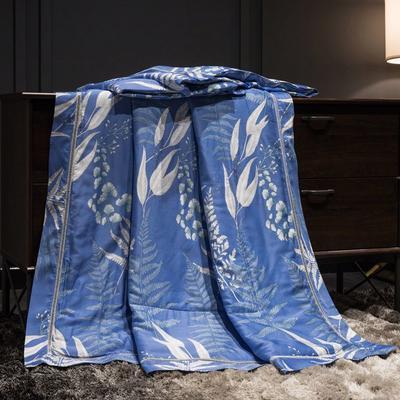 2019新款40天丝镂空夏被 150x200cm 素净生活