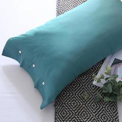 60长绒棉单品系列-枕套 47cmx74cm/对 墨绿
