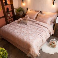 维纳丝、水晶绒、四件套、床盖、三件套、5D、雕花绒 200*230cm 1