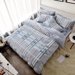 水晶绒、四件套、床盖、三件套、5D、雕花绒 标准(1.5-1.8m)床 傲寒