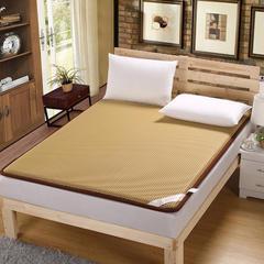 4D宽边耐压床垫 0.9*2.0 驼色