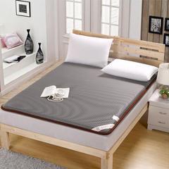 4D宽边耐压床垫 0.9*2.0 灰色