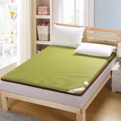 4D宽边耐压床垫 0.9*2.0 绿色