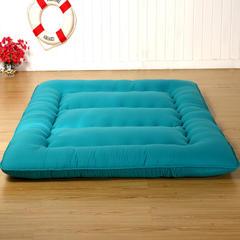 加厚素色床垫 1.8*2.2定制 橄榄绿