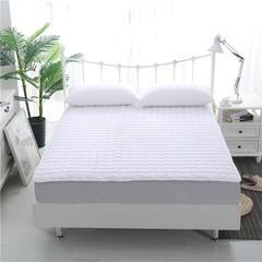 素色软床垫 0.9*2.0 白色