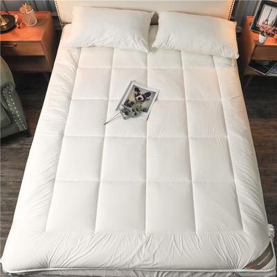 2019新款乳胶多功能软床垫 150*200cm 白色
