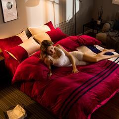 品乐 运动风四件套 小号(1.2m)床 睡意绵绵