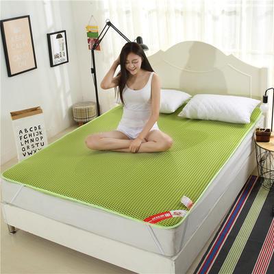 2017垫业床垫 单边透气蜂窝 90*200cm 0果绿