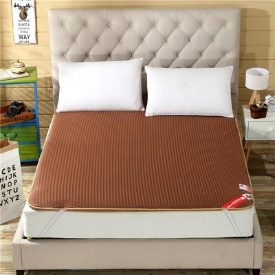 2017垫业床垫 单边透气蜂窝 90*200cm 咖啡色