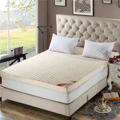 2017垫业床垫 记忆棉立体6.5cm厚 90*200cm 月光白