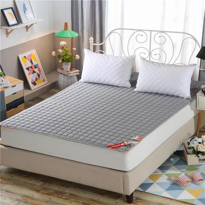 2017垫业床垫 可水洗床垫 90*200cm 灰色