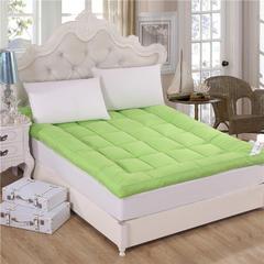 2017垫业床垫 羽绒床垫 90*200cm 绿色
