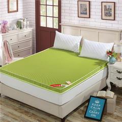 2017垫业床垫 透气蜂窝立体 90*200cm 0果绿