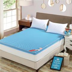 欣罗兰垫业床垫 透气蜂窝立体 90*200cm 蓝色