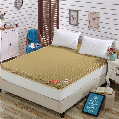 欣罗兰垫业床垫 透气蜂窝立体 90*200cm 驼色