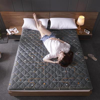 2019新款单边磨毛床垫-大床厚度6cm 90*200cm 绅士