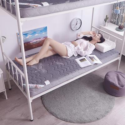 2020新款针织乳胶记忆棉床垫-6cm 180*200cm 叶韵-学生床