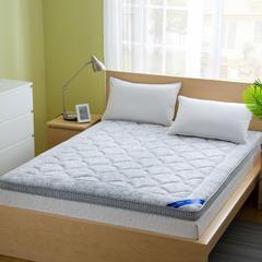2018法兰绒提花立体床垫 0.9*2米 法兰绒提花立体床垫