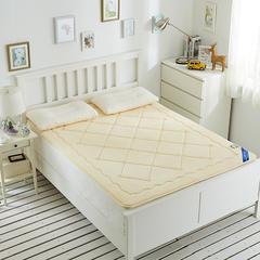 泰国天然乳胶床垫【10cm】 0.9*2.0米 米色【9cm】