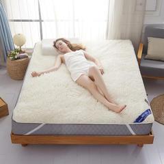 2018新款澳洲纯羊毛床垫 0.9*2.0m 长毛床垫款