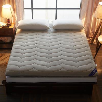 2019新款驼毛绒加厚床垫2色(7cm) 90*200 驼毛绒灰色