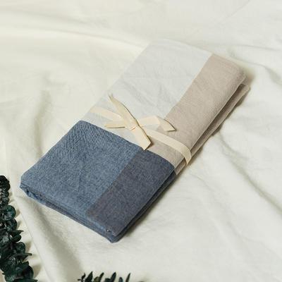 水洗棉基础款新花型单品(枕套) 48cmX74cm/对 兰大格