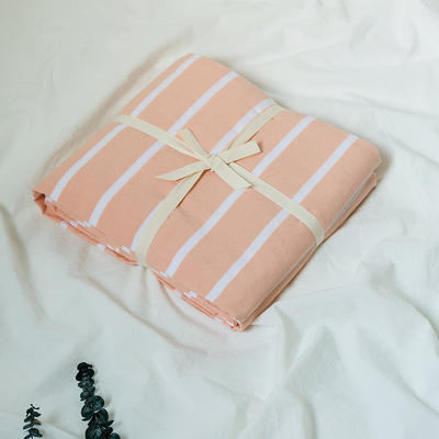 水洗棉基础款新花型单品(被套) 200X230cm 玉条纹
